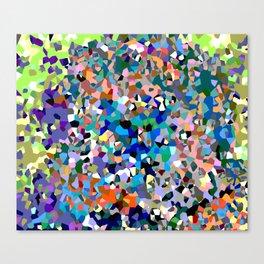Crystallize 6 Canvas Print