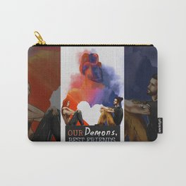 Our demons, best friends Carry-All Pouch