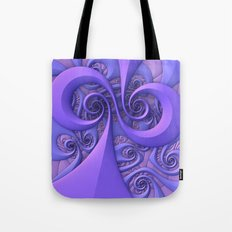 I Saw the Wind Today Tote Bag