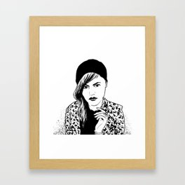 Ditty Framed Art Print
