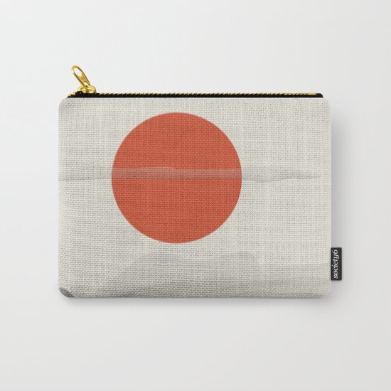 On Mars Carry-All Pouch