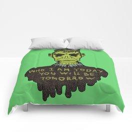 Dead man Comforters