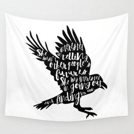 Other People's Futures - The Raven Boys Wall Tapestry
