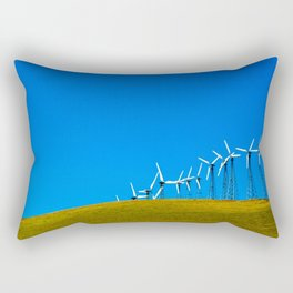 Greener Future Rectangular Pillow