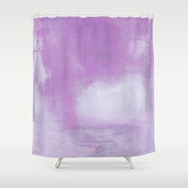 Abstract No. 224 Shower Curtain