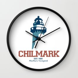Martha's Vineyard, Chilmark Wall Clock