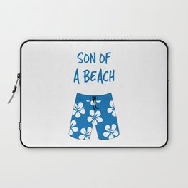 Son Of A Beach Laptop Sleeve