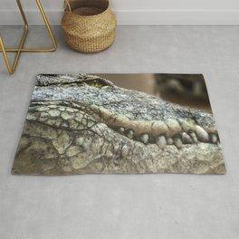 Wildlife Collection: Crocodile Rug