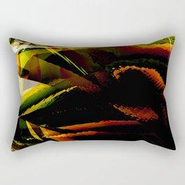 Daily Design 62 - Crab Hand Rectangular Pillow