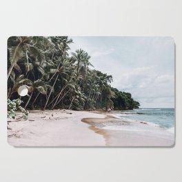 Tropical Island Cutting Board