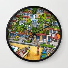 Búzios Wall Clock
