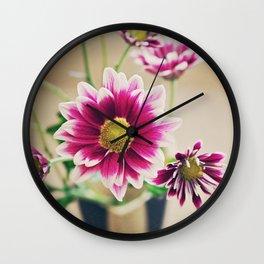 Silent Music Wall Clock