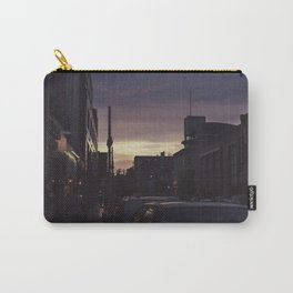 Film/Vintage Cityscape Carry-All Pouch