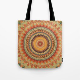 Mandala 393 Tote Bag