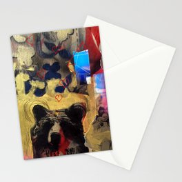 Bear Love Stationery Cards