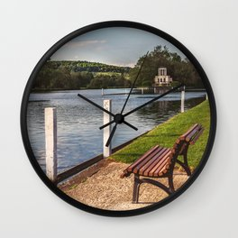 The First Quarter Mile Wall Clock