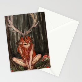 Deer you Stationery Cards