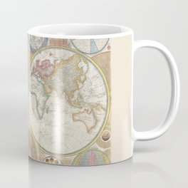 Map 1794 Laurie & Whittle Coffee Mug