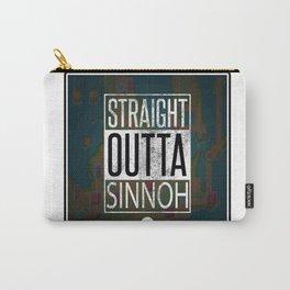 Sinnoh Region Carry-All Pouch