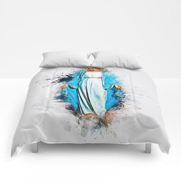 The Virgin Mary Comforters