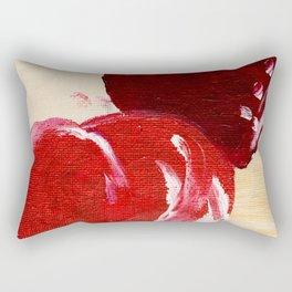 Twin hearts belong together Rectangular Pillow
