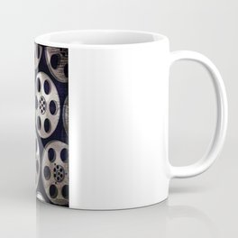 Movie Reel Ceiling  Coffee Mug