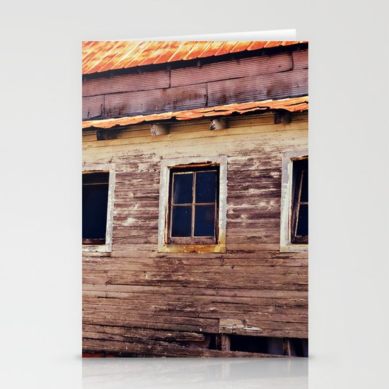 Old Barn 1 Stationery Cards