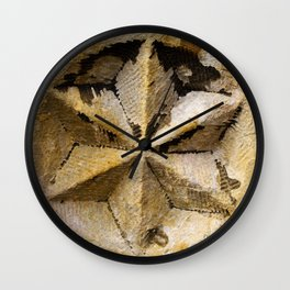 Simply Star Wall Clock