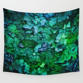 Underwater Wood 2 Wall Tapestry