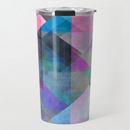 Color Blocking 3 Travel Mug