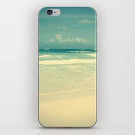The Passing Storm iPhone Skin