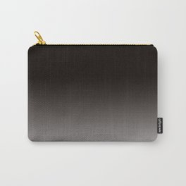 Faded Black Carry-All Pouch