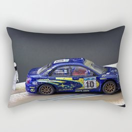 The Stig Rectangular Pillow