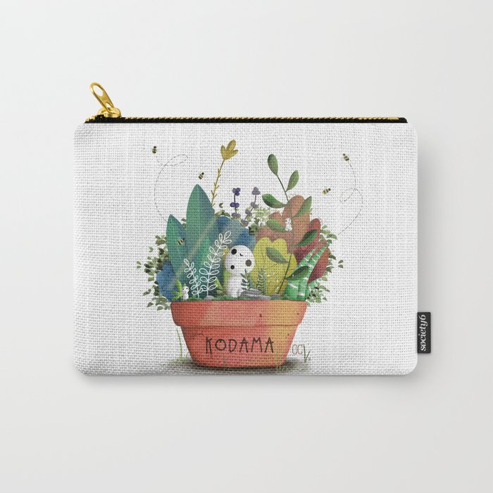 Kodama Carry-All Pouch