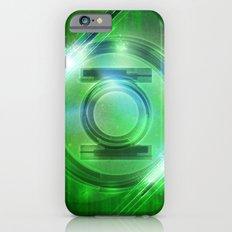 Green Lantern Slim Case iPhone 6