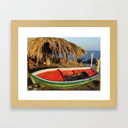 Karpouzi Framed Art Print