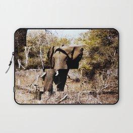 Staggered Elephant Laptop Sleeve