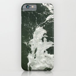 Marble Foam and Wash iPhone Case