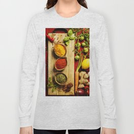 Herbs and spices Long Sleeve T-shirt