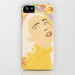 Dizzy Miss Lizzy iPhone Case