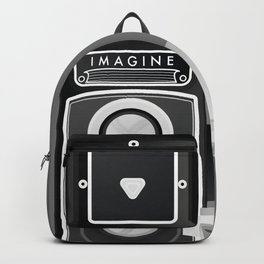Camera Vintage, imagine Backpack