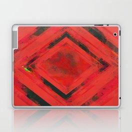Red Fury Laptop & iPad Skin