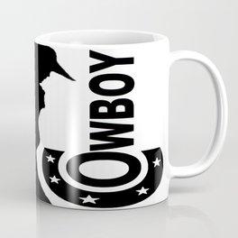 Cowboy Horseshoe Coffee Mug