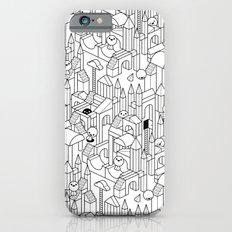 Little Escher's Building Blocks iPhone 6s Slim Case