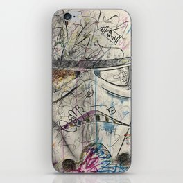 Stop wars. iPhone Skin