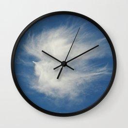 Cloud Unicorn Wall Clock