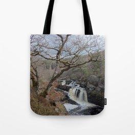 Rogie Falls, Near Inverness, Scotland - Scottish Landscape Tote Bag
