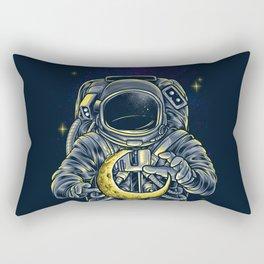 Moon Keeper Rectangular Pillow