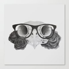 Owl: The Wise One Canvas Print