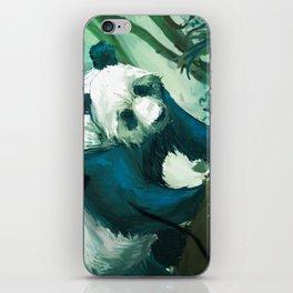The Lurking Panda iPhone Skin